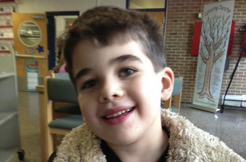 Parents of Jewish Sandy Hook victim sue radio host for denying attack