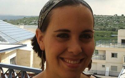 Shefa Weinstein (Photo credit: Courtesy)