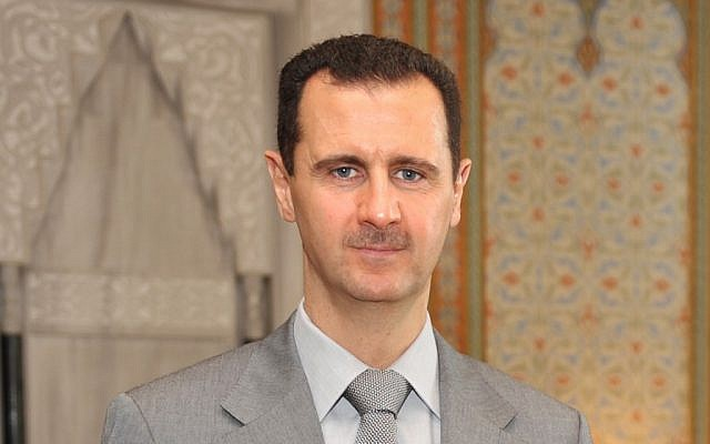 Neck and neck with the greatest tyrants of the 20th century? Syrian President Bashar Assad (photo via Shutterstock)