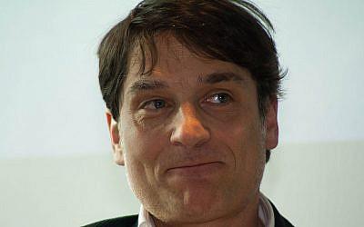 German journalist Jakob Augstein (photo credit: CC BY xtranews.de/Wikipedia)