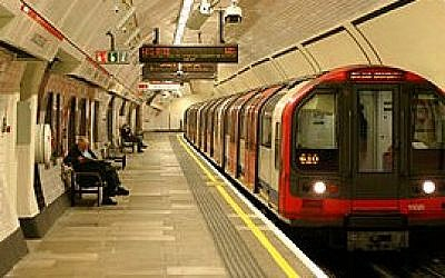 Illustrative photo of an London Underground train (CC-BY-SA tompagenet, Wikimedia Commons)