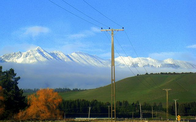 Southern New Zealand near Te Anau. (photo credit: CC BY Abeeeer, Flickr)