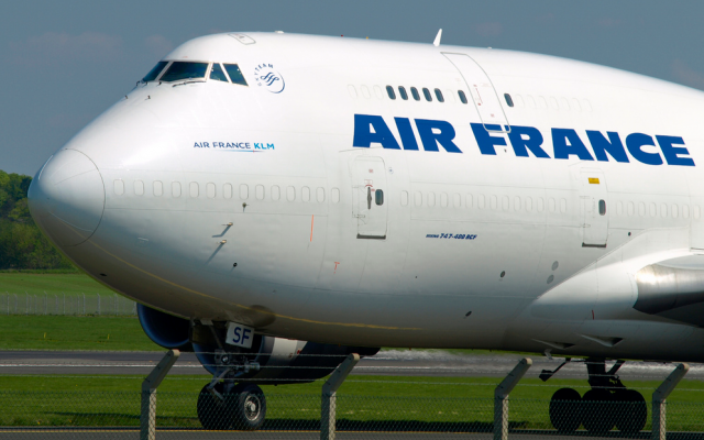 "Air France says it acted in accordance with an international agreement requiring airlines to refuse passengers ""declared inadmissible in the country of destination."" (Photo credit: CC BY/Andy_Mitchell_UK via Flickr.com)"
