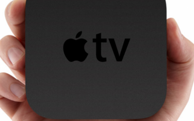 Apple TV (photo credit: Courtesy)