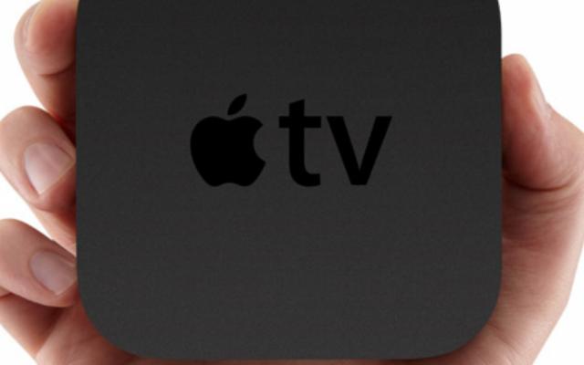 Apple TV (photo credit: Courtesy)
