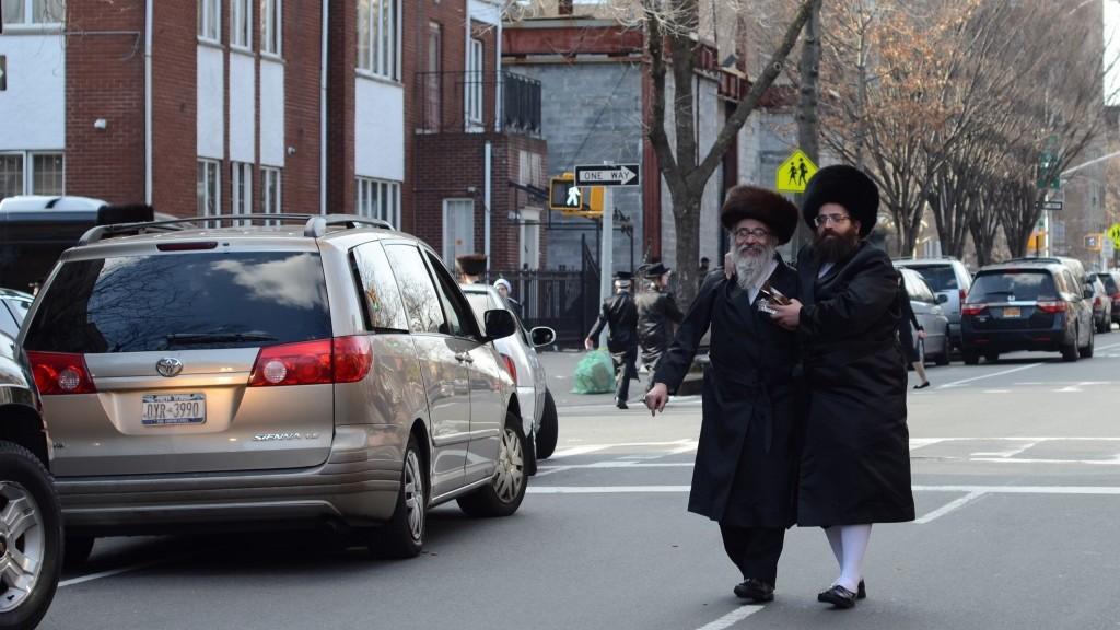 hasidic jews brooklyn