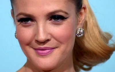 Drew Barrymore in 2009 (photo credit: CC BY Angela George/Wikipedia)