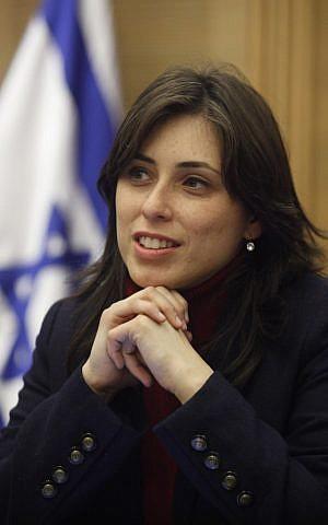 Likud MK Tzipi Hotovely (photo credit: Miriam Alster/Flash90)