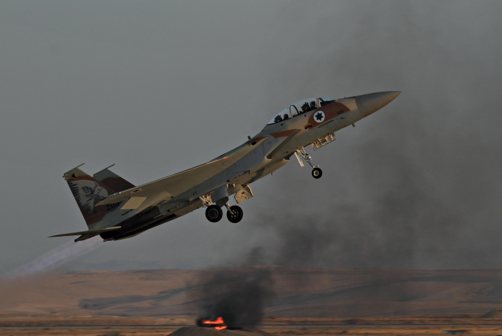 Israel carries out air strike in Gaza: army