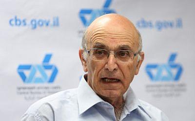 Shlomo Yitzhaki in September 2012. (photo credit: Oren Nahshon/Flash90)