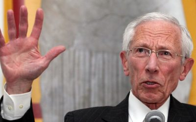 Stanley Fischer in 2012. (photo credit: Yoav Ari Dudkevitch/Flash90)