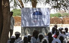 HIAS fears its ability to help refugees from Darfur will be reduced if the so-called sequester is implemented. (Courtesy of HIAS via JTA)