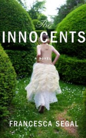 "Segal's ""The Innocents"" won a National Jewish Book Award in the US this month."