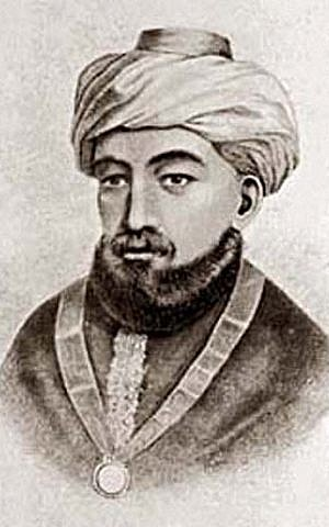Maimonides (photo credit: Wikimedia commons)
