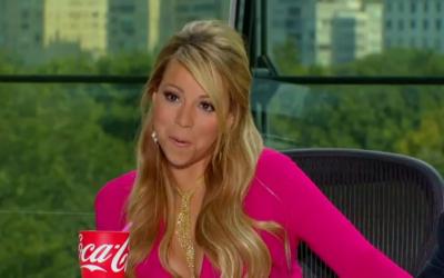 "Mariah Carey proclaimed Shira Gavrielov's performance ""sababa."" (YouTube screenshot)"