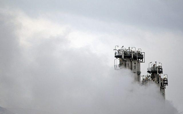 Iran's Arak heavy water nuclear facilities, Jan. 15, 2011 (AP/Fars News Agency, Mehdi Marizad)
