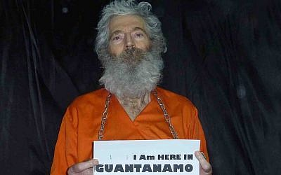 Undated photo of CIA contractor and retired FBI agent Robert Levinson (AP/Levinson family)