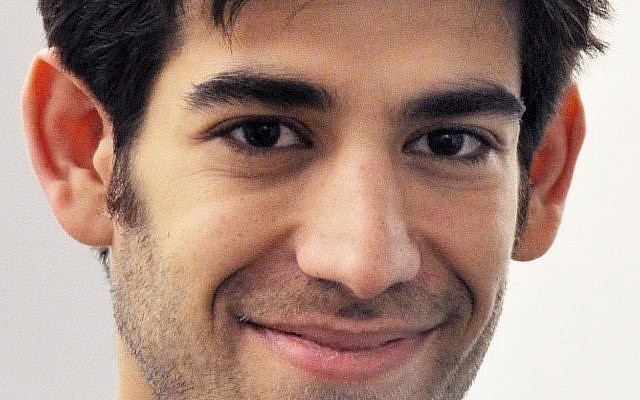 Aaron Swartz in New York  (photo credit: AP/ThoughtWorks/Pernille Ironside)