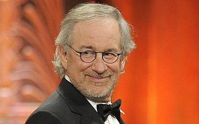 Steven Spielberg's first movie screened at Cannes in 1974. (Chris Pizzello/Invision/AP)