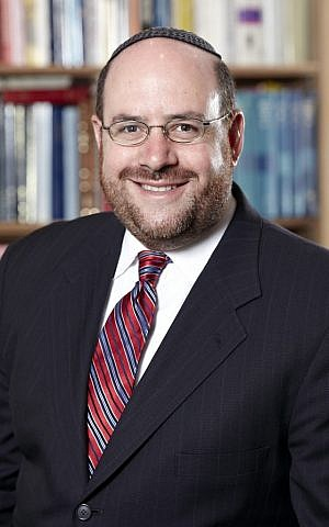 Rabbi Steven Wernick, the chief executive officer of the United Synagogue of Conservative Judaism, says the group's $5 million deficit over the past two years stems mainly from three one-time expenditures. (Courtesy of USCJ via JTA)