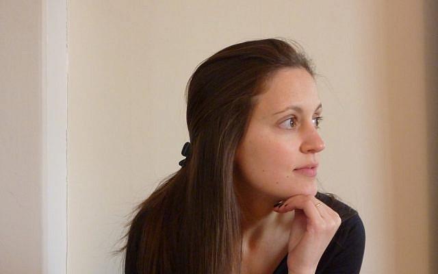 Author Francesca Segal. (Courtesy of Francesca Segal)