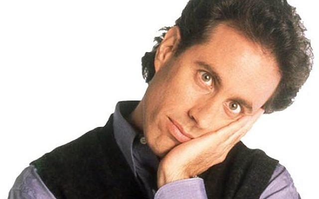 Jerry Seinfeld (photo: Courtesy)