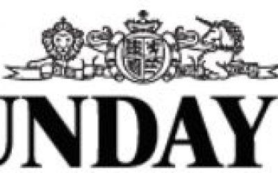 England's Sunday Times logo
