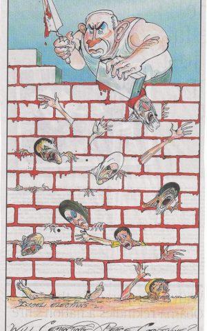 The Sunday Times cartoon