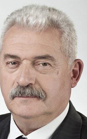 János Fónagy (Courtesy photo)