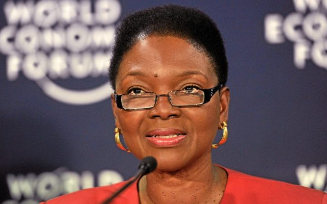 Valerie Amos at the World Economic Forum in Davos, last week (photo credit: CC-BY-SA World Economic Forum/Flickr)