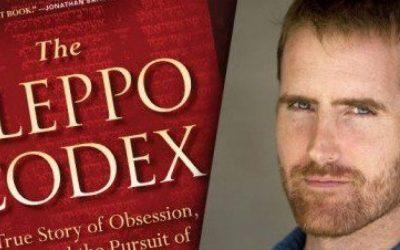 Matti Friedman's The Aleppo Codex (photo credit: Courtesy)