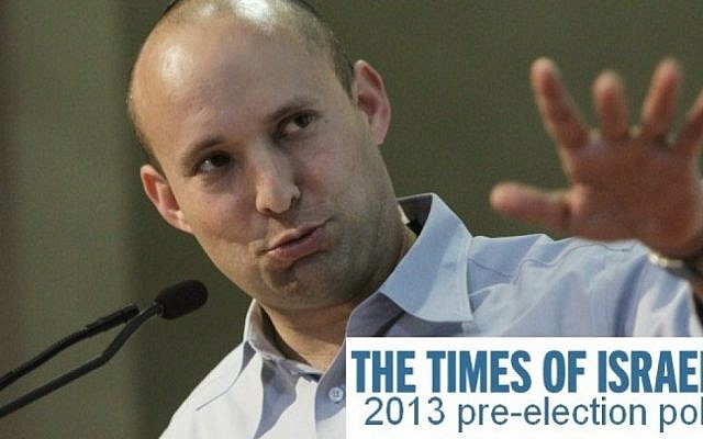 Naftali Bennett (photo credit: Miriam Alster/Flash90)