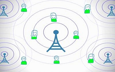 Intucell's software helps wireless carriers manage their networks (photo credit: Courtesy Intucell)