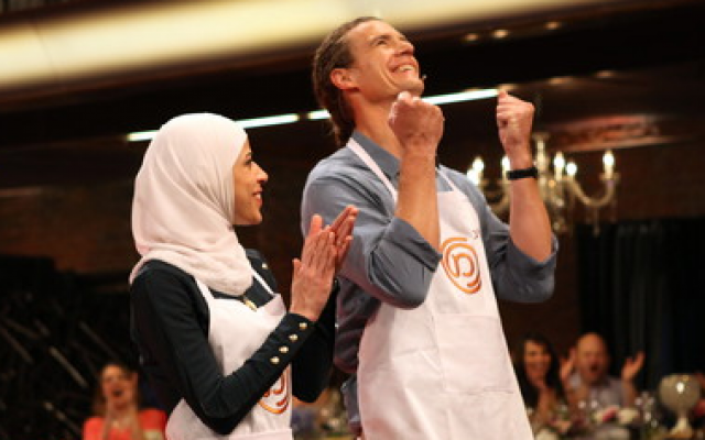 Unscripted Keshet programs like 'Master Chef' have made Keshet a global TV force. (Courtesy Master Chef Israel)