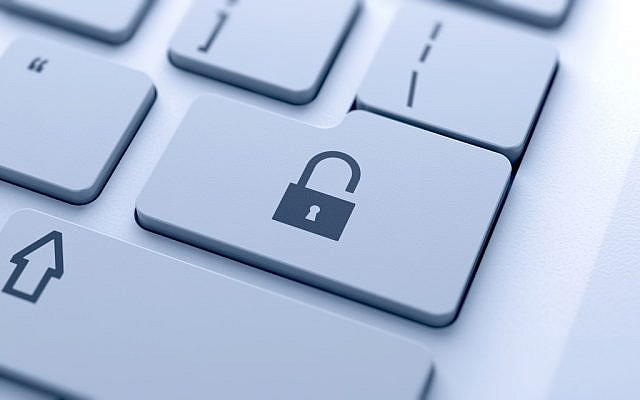 Illustrative: computer security (cyber security image via Shutterstock)