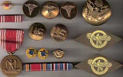 American military medals (photo credit: CC-BY-SA David C. Foster/Flickr)