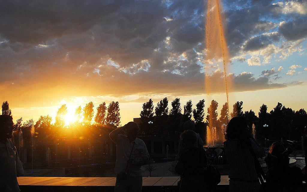 Almaty, Kazakhstan (photo credit: CC BY infinitygallery8x8x, Flickr)