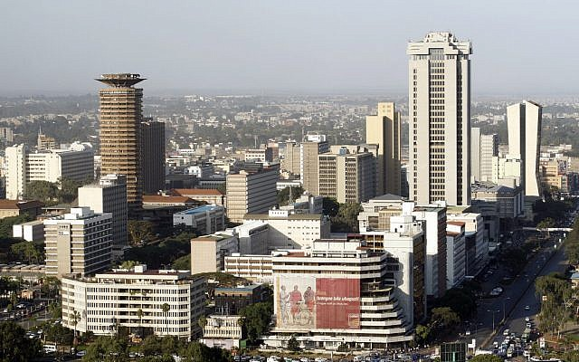 Nairobi, capital of Kenya (Flickr/CC BY-2.0/Demosh)