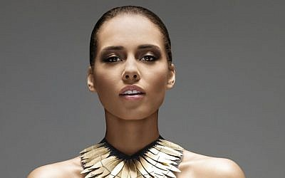 Alicia Keys (photo credit: courtesy)