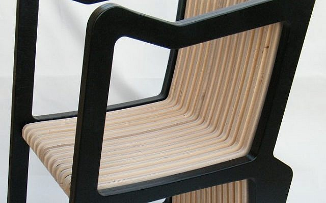 Four chairs in one (Courtesy Hadassah College)