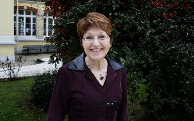 Daphna Poznanski-Benhamou. (photo credit: daphnapoznanski. blogspot.co.il)