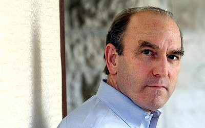 Former White House deputy national security adviser Elliott Abrams (photo credit: Ariel Jerozolimski)
