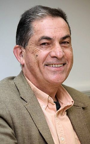 Gideon Levy (photo credit: Gideon Markowicz/Flash90)
