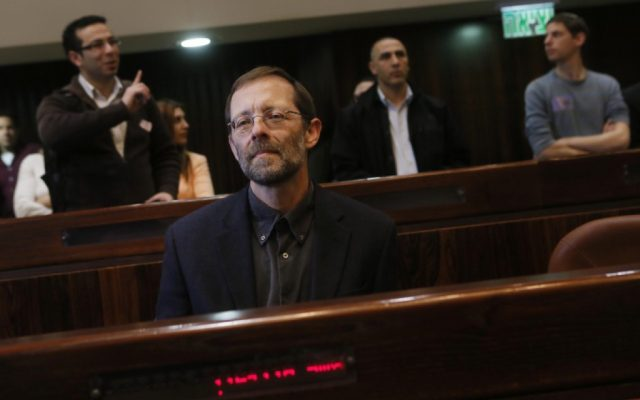 Moshe Feiglin (photo credit: Miriam Alster/Flash90)