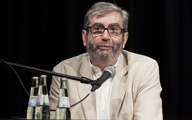Spanish writer Antonio Muñoz Molina (photo credit: CC BY-SA Hpschaefer, Wikimedia Commons)