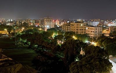 Nicosia, Cyprus (photo credit: Mihai Doarna/Wikimedia Commons/File)