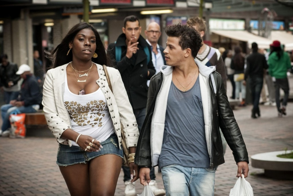 Blacks in the netherlands