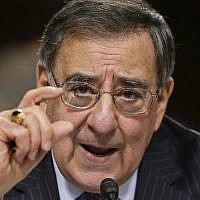 Outgoing US Defense Secretary Leon Panetta testifies on Capitol Hill in Washington, D.C., February 2013. (AP/J. Scott Applewhite)