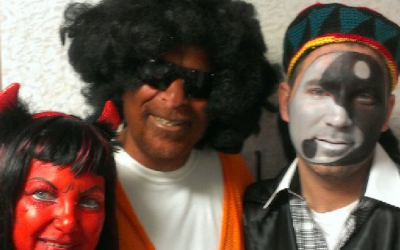 "Brooklyn Assemblyman Dov Hikind says he ""can't imagine"" why anyone might object to his use of blackface for his Purim costume. (Facebook)"
