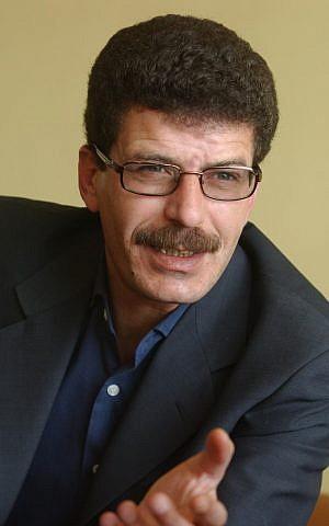 Fatah official Kadoura Fares (photo credit: Flash90)